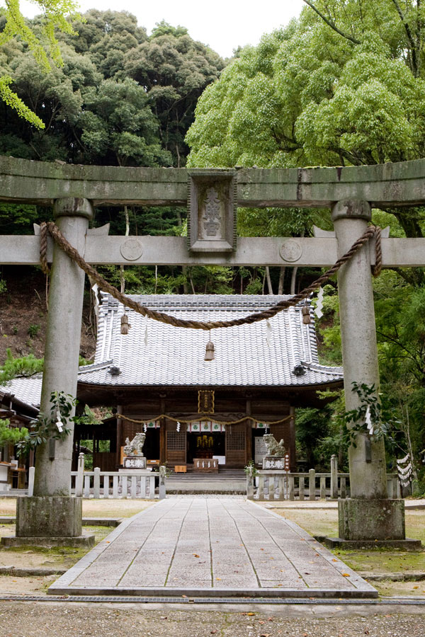 Matsudaira Toshogu Shrine
