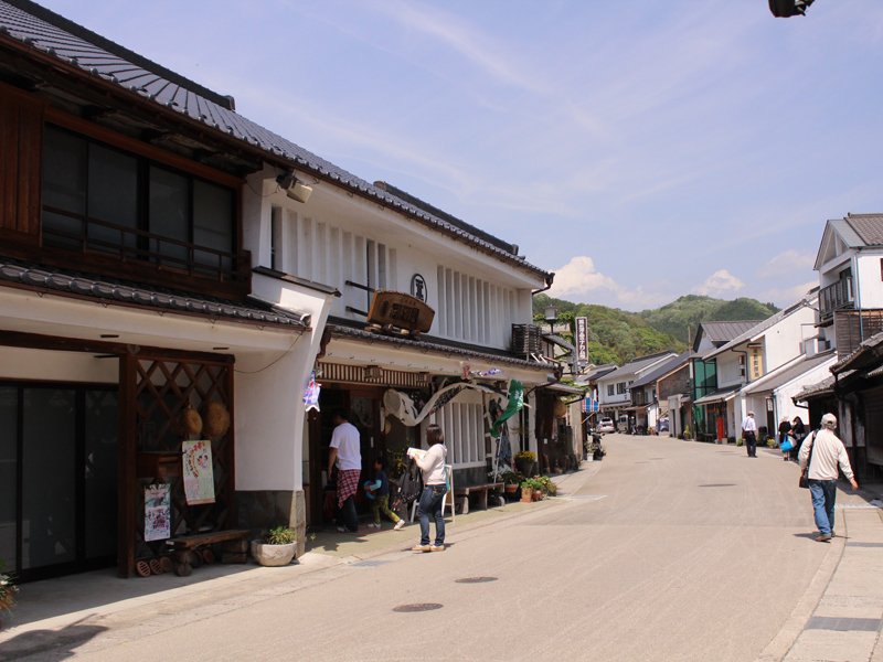 Asuke Townscape (Important Preservation District of Historic Buildings)